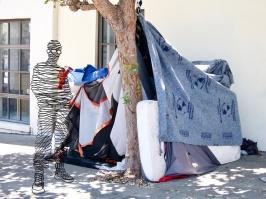Tent City, San Francisco 1