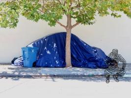 Tent City, San Francisco 2