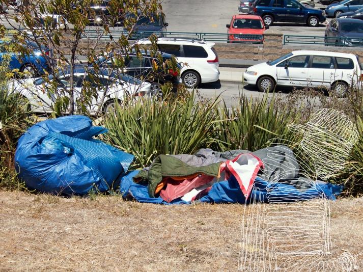 Tent City, San Francisco 3