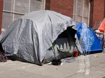 Tent City, San Francisco 4