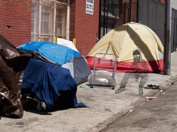 Tent City, San Francisco 5