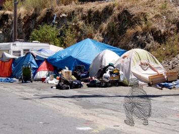 Tent City, San Francisco 6