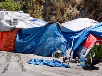 Tent City, San Francisco 7