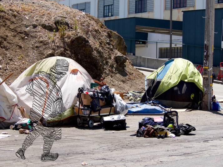 Tent City, San Francisco 8