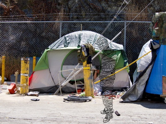 Tent City, San Francisco 10