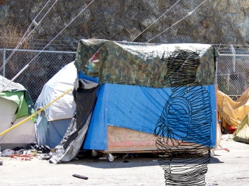 Tent City, San Francisco 11