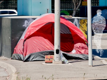 Tent City, San Francisco 15