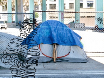 Tent City, San Francisco 17