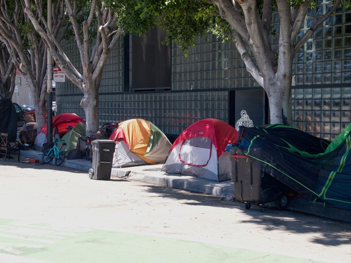 Tent City, San Francisco 19