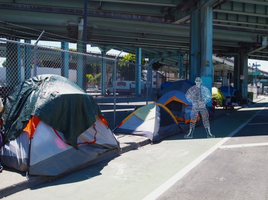 Tent City, San Francisco 20