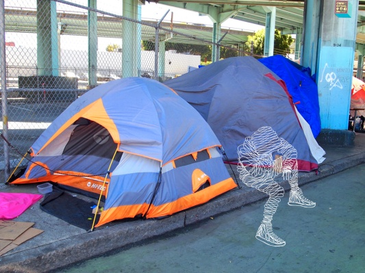 Tent City, San Francisco 21