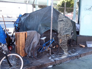 Tent City, San Francisco 22