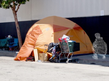 Tent City, San Francisco 24