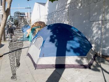 Tent City, San Francisco 28