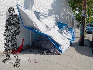 Tent City, San Francisco 29