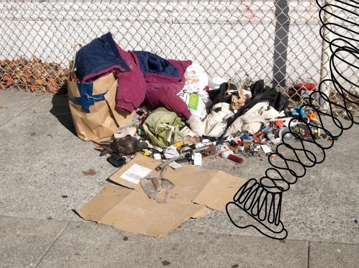 Tent City, San Francisco 30