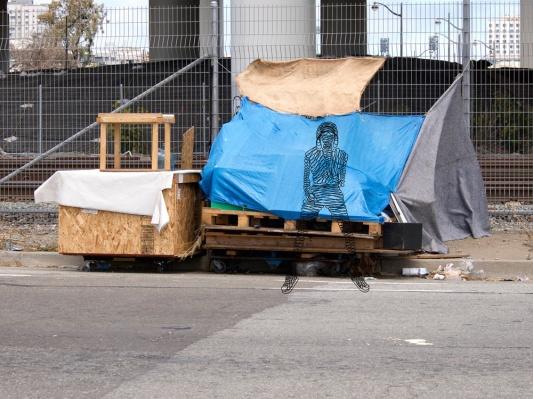 Tent City, San Francisco 32