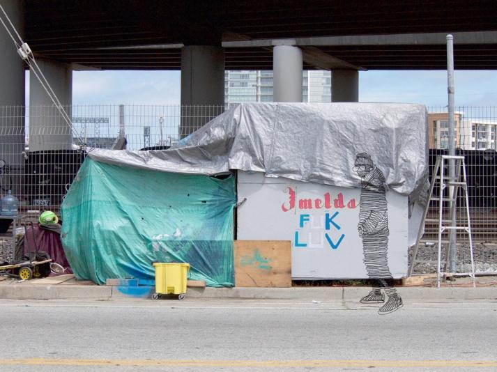 Tent City, San Francisco 36