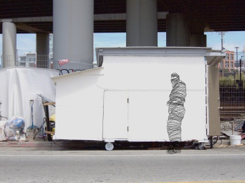 Tent City, San Francisco 38