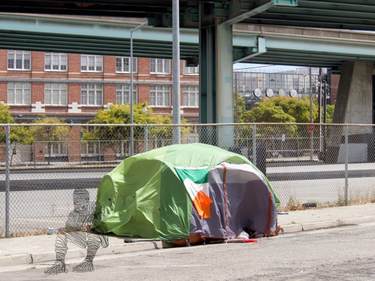 Tent City, San Francisco 42