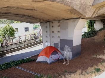 Tent City, San Francisco 45